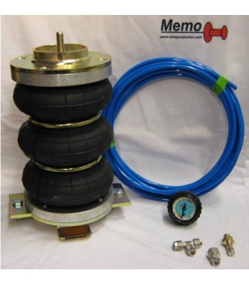 Airsuspension for Renault Master from BJ 2003