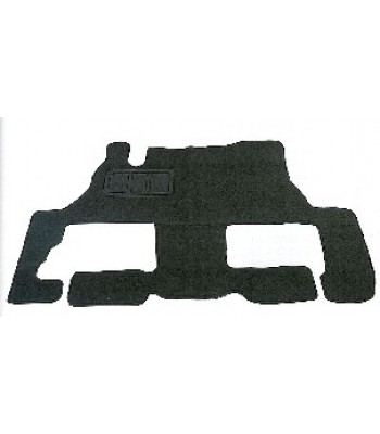 Carpet for Cabine Renault Traffic, Opel Vivaro (2001>) LHD only