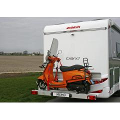 Scootercarriers for Motorhomes