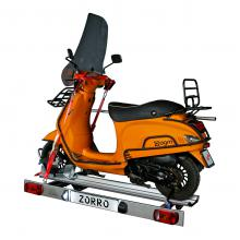 Zorro, foldable scootercarrier