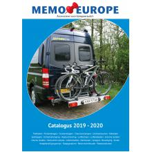 Catalogus Memo Camperproducten 2019-2020