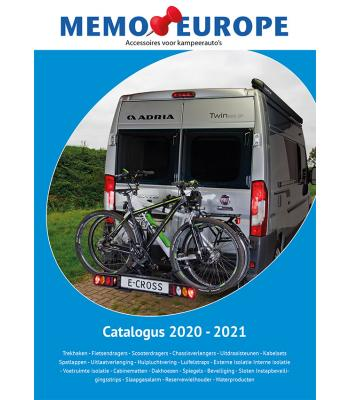 Catalogus Memo Camperproducten 2021-2022