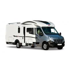 Renault Master, Opel Movano, Nissan NV400, Iveco Daily