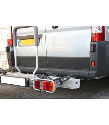 Slide bikecarrier for Vans