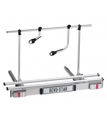 Revo-star Foldable bike carrier for motorhomes
