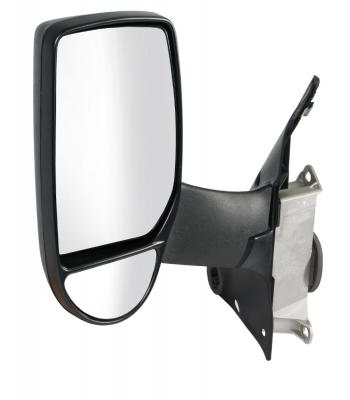Mirror compl. Transit 2000- electr, links, verwarmd, lange_arm