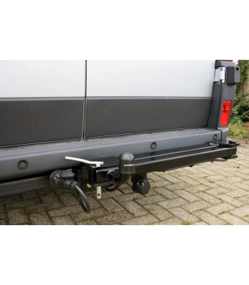 VAN-Swing Pivotting system for bike carriers suitable for Fiat Ducat X250 (2006-)