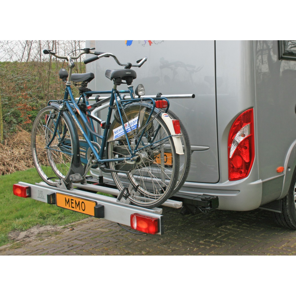 Bike Campers Bike Carrier For Compact Campers