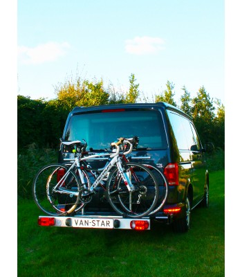 Van-Star bike rack for Volkswagen Transporter 5 and 6