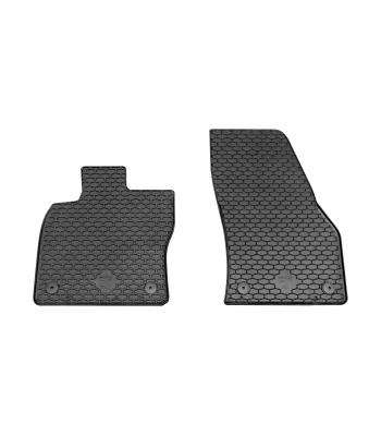 Cabine mattenset rubber Nissan NV400 (2011 >), Renault Master (2008-2009), Opel Movano (2010 >)