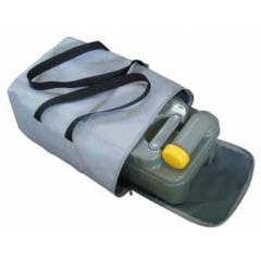 chemical toilet and generator bag
