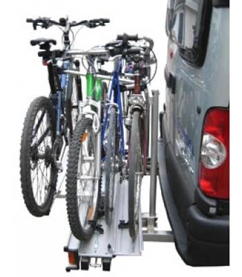 Bikecarrier 4 bike for vans