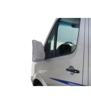 Cover for mirrors campervan
