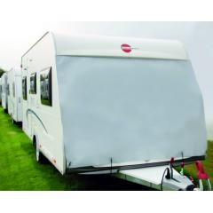 Thermo protection caravan front