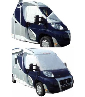 Ducato 2007 model 250 Isolatieset LUX
