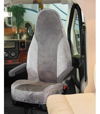 Arm Rest Covers (pair) Ducato, Grey
