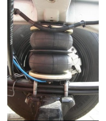 Airsuspension for Ford Transit 2000- Z8